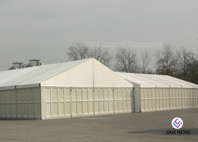 Temporary Outside Warehouse Marquee Frame Tent 0