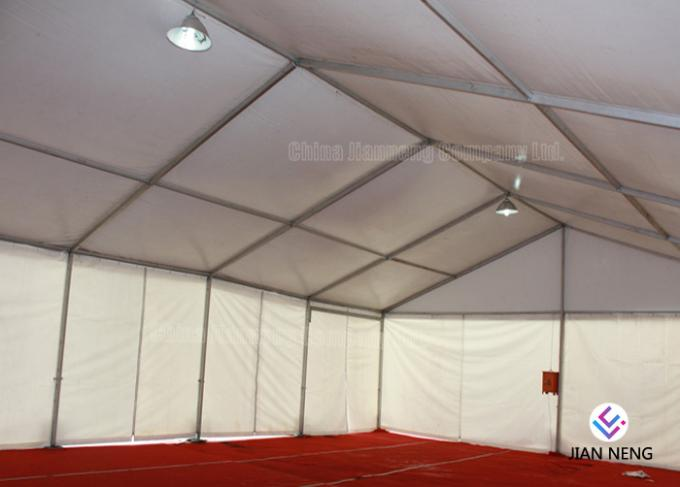 Temporary Outside Warehouse Marquee Frame Tent 1