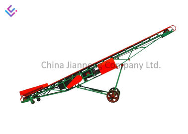 China Economic And Reliable Inclined Belt Conveyor Systems Conveying Capacity 50t/H supplier