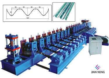 China Metal Sheet Galvanized Roll Forming Machine Two Or Three Waves 13.5*1.85*1.6mm supplier