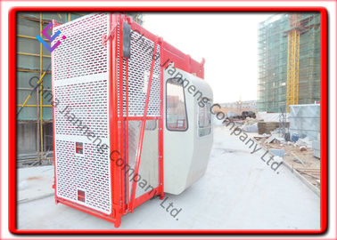 China 2 Ton Single Cage SC200 Construction Hoist Elevator supplier