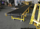 China Bulk Material Handling Telescopic Belt Conveyor Customized Size Simple Operation factory