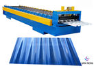 China Galvanized Floor Deck Roll Forming Machine For Industrial Building factory