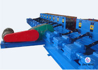 China Road Structural Highway Roll Forming Machine For Traffic Barrier 380V/50HZ3 Phase factory