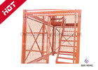 China Box Type Ladders And Scaffold Towers , Lightweight Scaffold Tower With Satety Protecting Netting factory