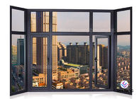 China Soundproof Glass Profile Aluminium Window And Door Windows And Doors Standard Size factory