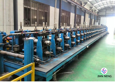 China 4kw Standard Metal Roll Forming Machine , Roofing Sheet Machine With Siemens PLC Control factory